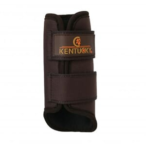 Kentucky 3D Spacer Turnout Boots Front