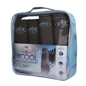 Professional`s Choice 2XCool Medicine Boot 4 Pack